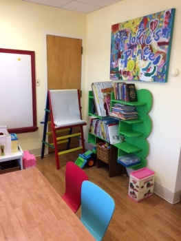 Activty Room at Valerie Center
