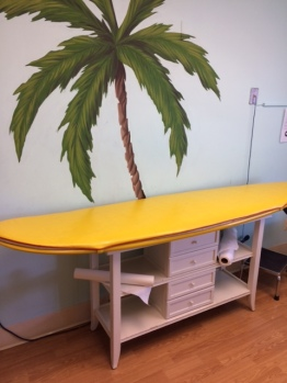 Treatment rooms at Valerie Center